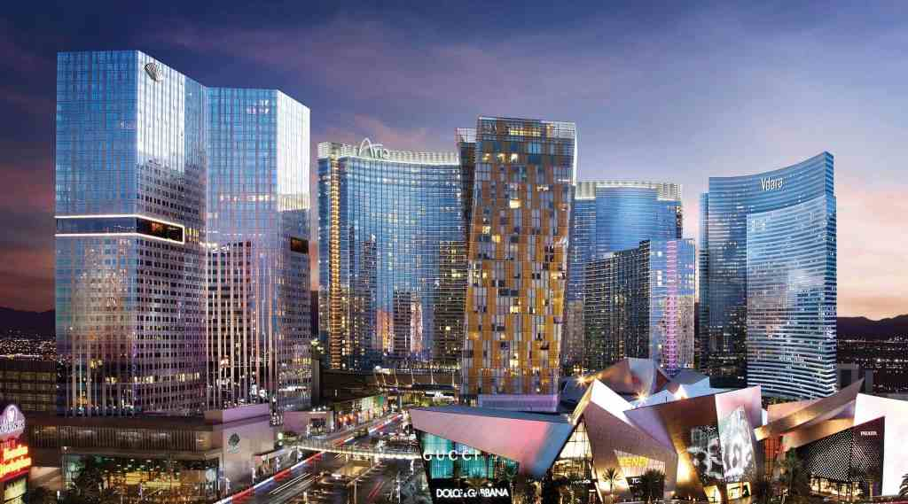 Aria Resort and Casino - Things to do in Las Vegas on the Strip