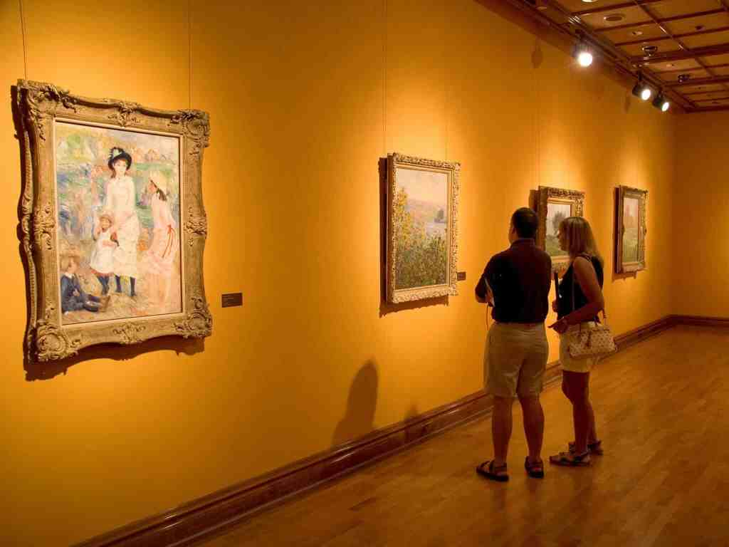 Bellagio Gallery of Fine Art - Things to do in Las Vegas on the Strip