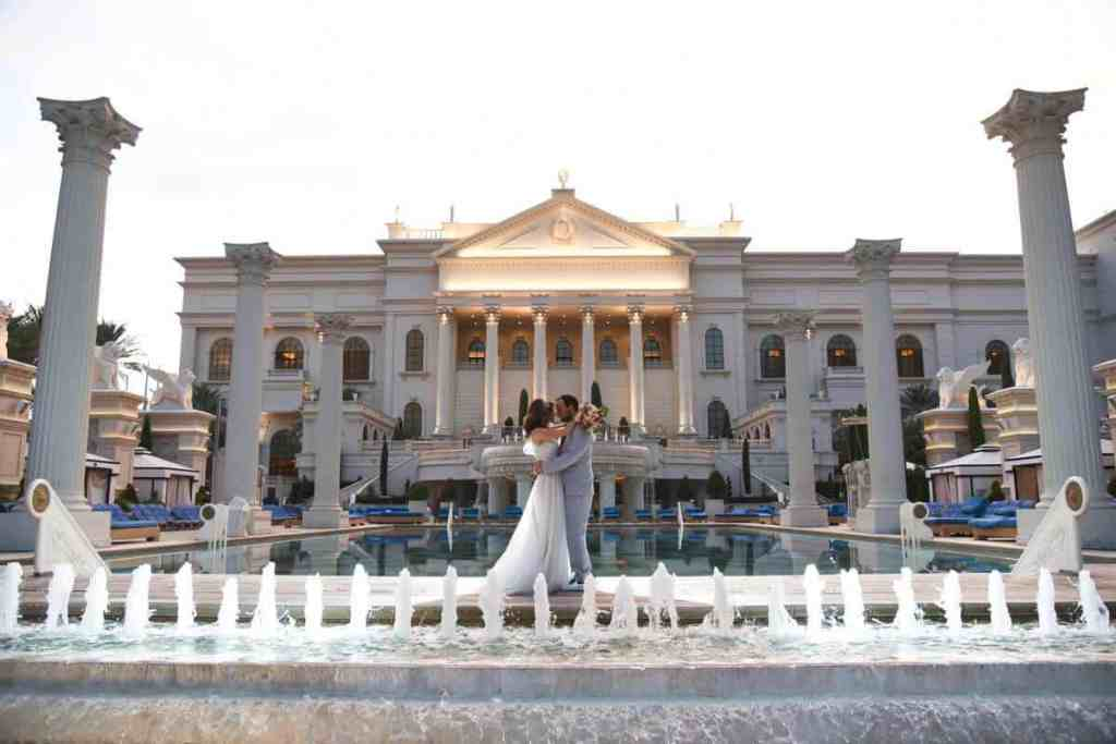 Chapels at Caesars Palace - Vegas Weddings