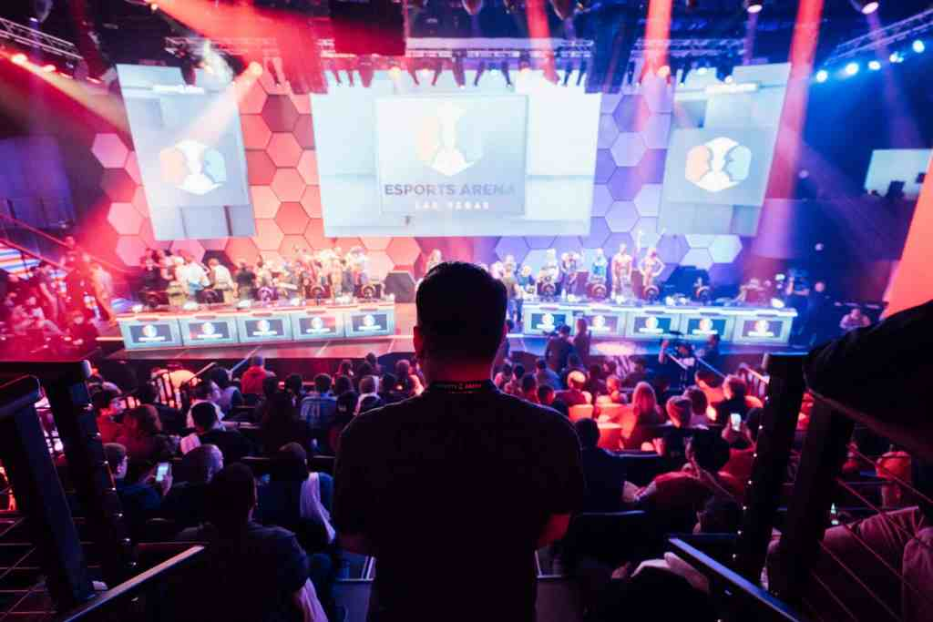 Esports Arena Las Vegas - Things to do in Las Vegas on the Strip