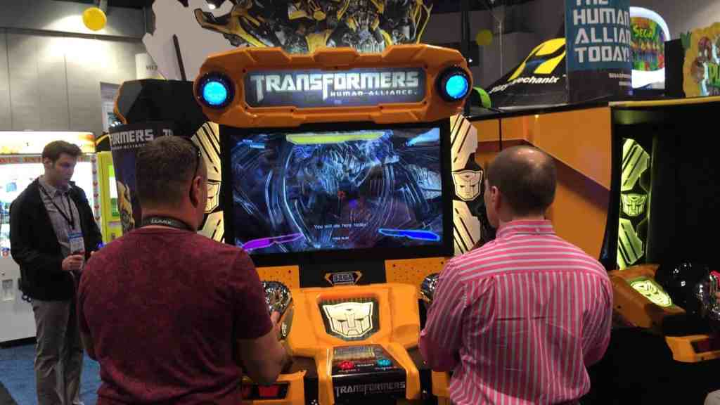 Gameworks - Things to do in Las Vegas on the Strip