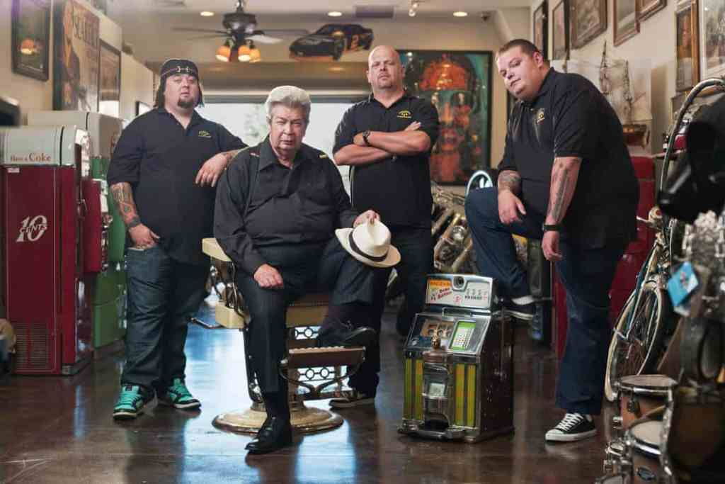 Gold and Silver Pawn Shop - Things to do in Las Vegas on the Strip