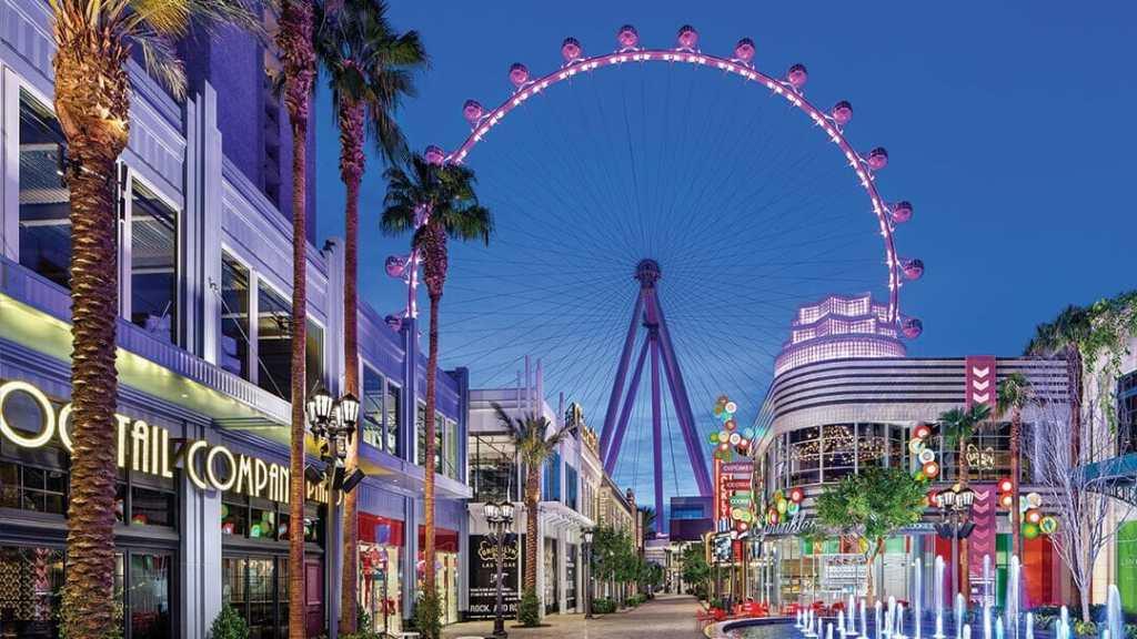 LINQ Promenade - Things to do on Vegas Strip