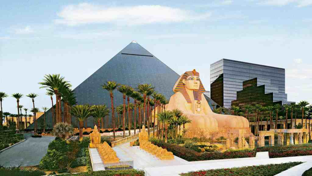 Luxor Hotel and Casino - Things to do in Las Vegas on the Strip