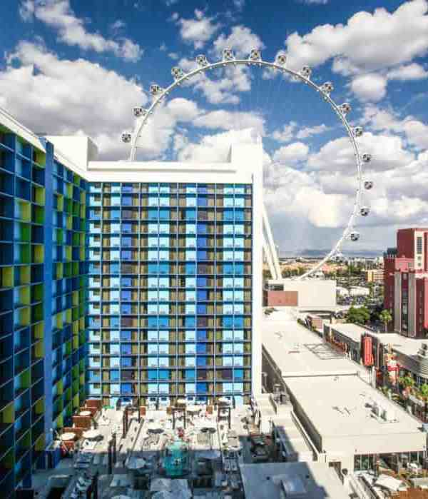 The LINQ Hotel & Casino - Cheap Hotels in Vegas Strip