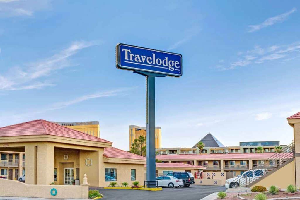 Travelodge Hotel - Cheap Las Vegas Hotels On The Strip