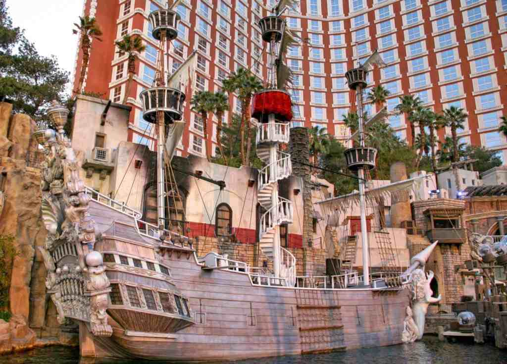 Treasure Island - Things to do in Las Vegas Strip