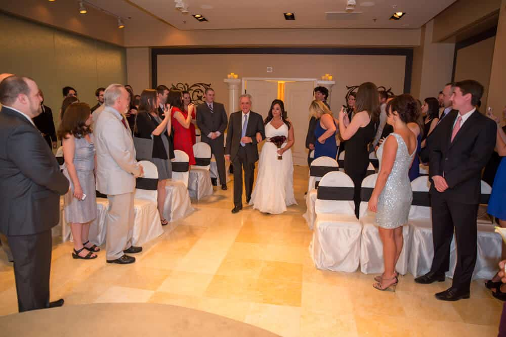 Wedding Chapel at Planet Hollywood - Cheap Vegas Weddings