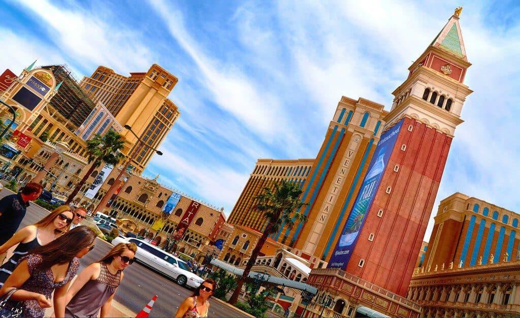 The Summer in Las Vegas