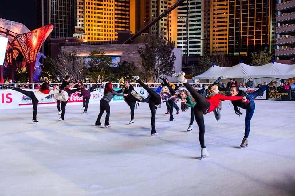 The Winter in Las Vegas