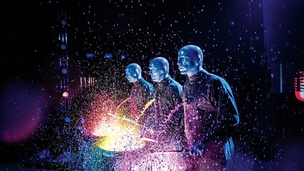 Blue Man Group - Family Things to do in Las Vegas