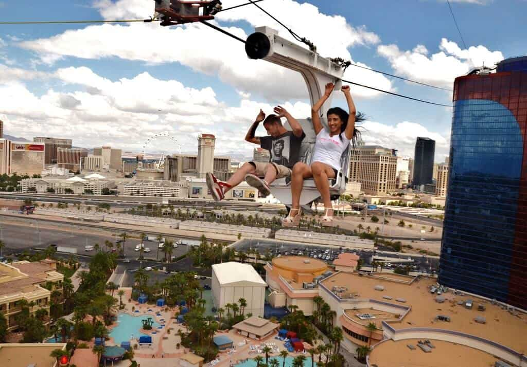 Voodoo Zip Line - Family Things to do in Vegas