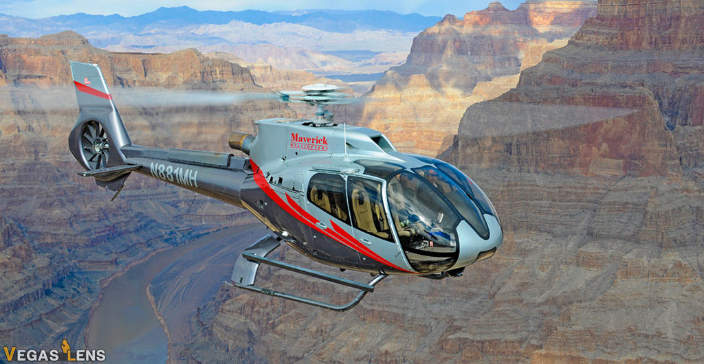 Grand Canyon Helicopter Tour - Bachelors party in Vegas