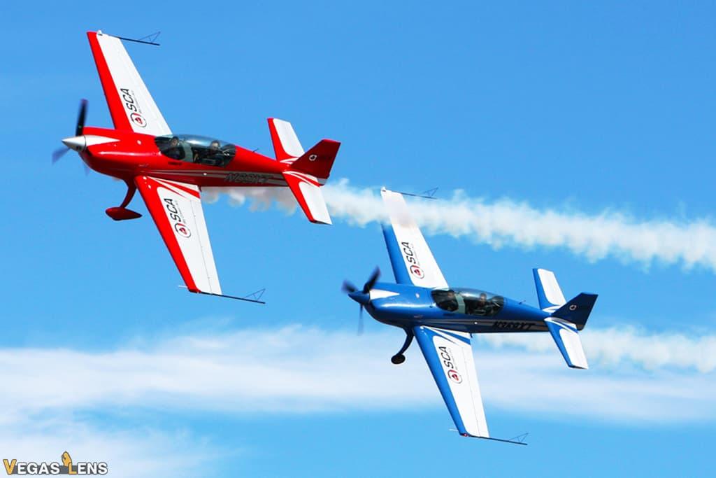 Sky Combat Ace – Fly a Real Fighter Jet - Vegas bachelor party