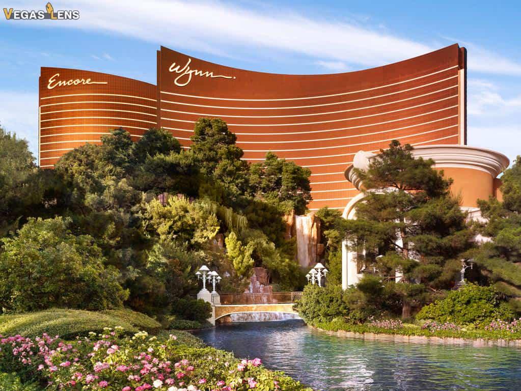 Wynn Las Vegas - Las Vegas bachelorette party hotel packages
