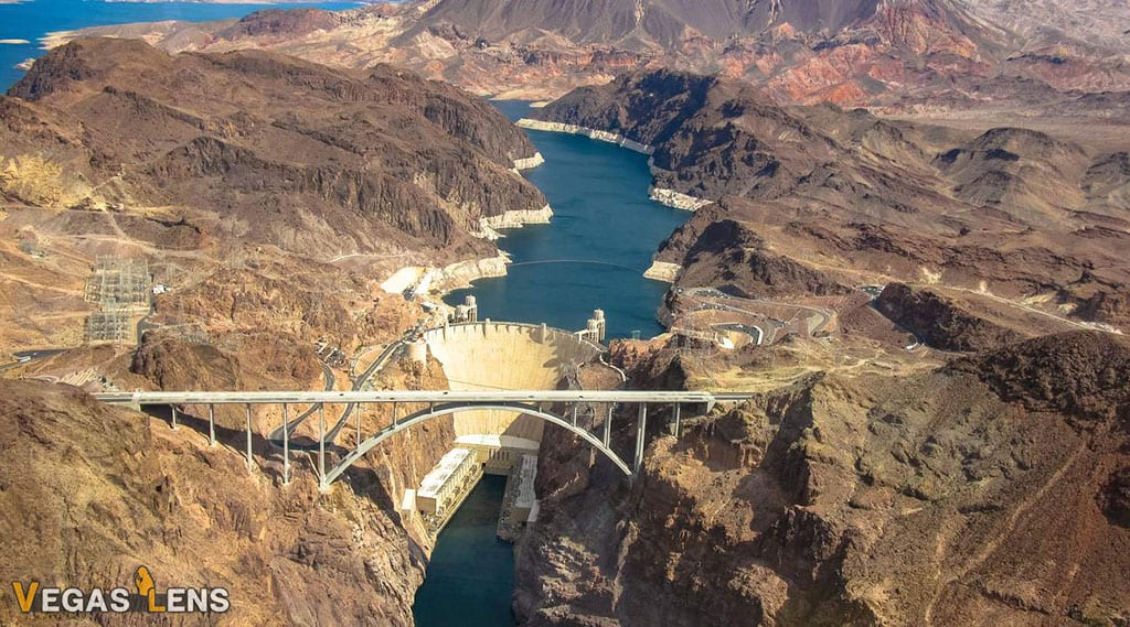 Indian Territory - Hoover Dam Helicopter tour