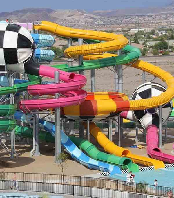 Cowabunga Bay - Family Pools In Las Vegas