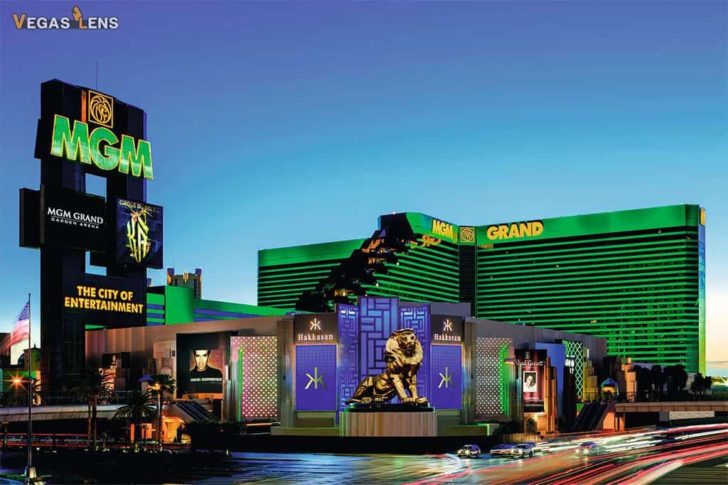 MGM Grand Hotel & Casino - Kid friendly hotels in Las Vegas