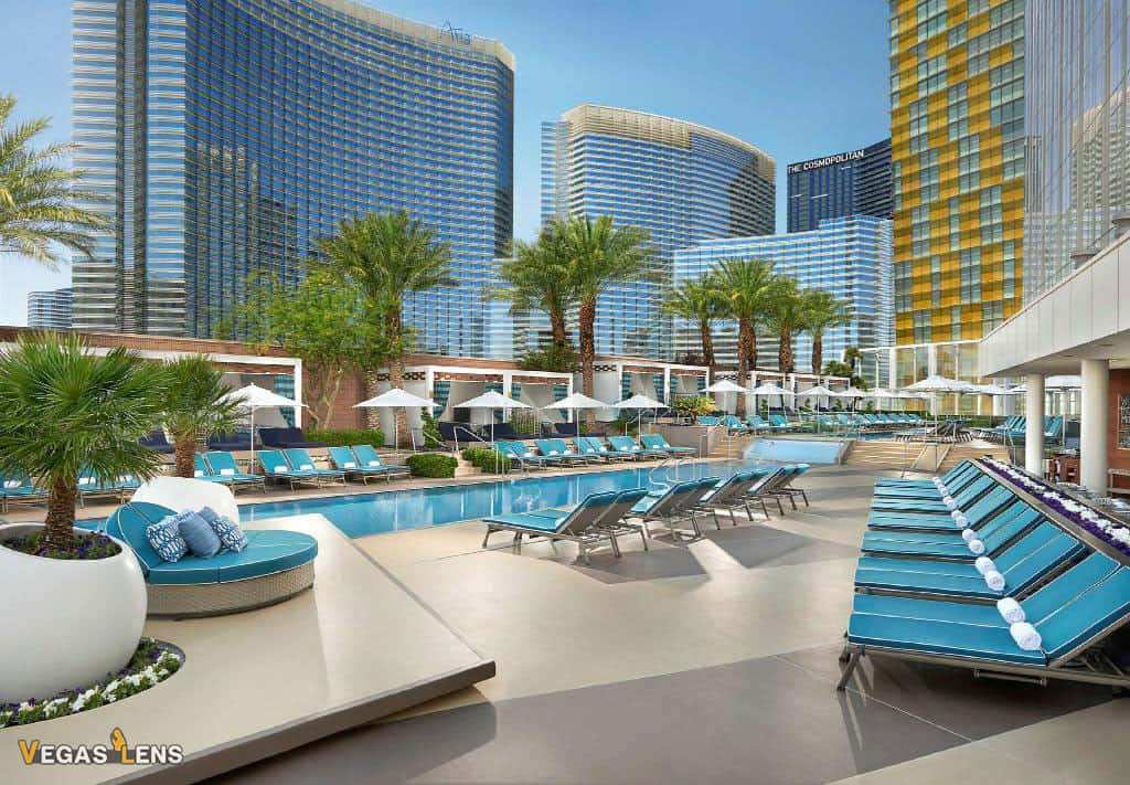 Waldorf Astoria Las Vegas - Kid friendly hotels in Las Vegas