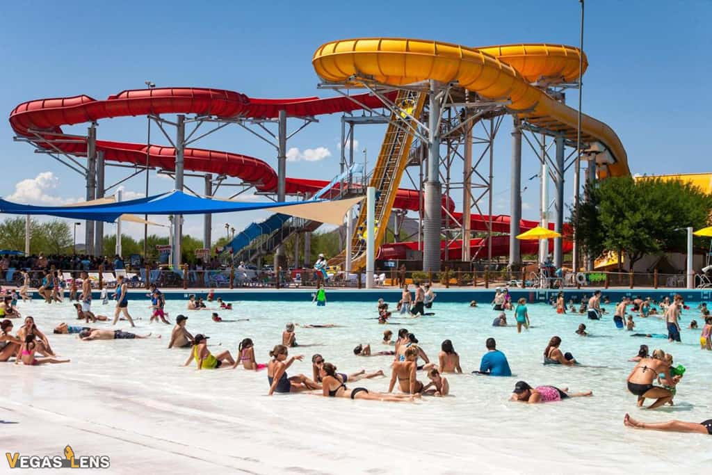 Wet n' Wild - Best family pools in Las Vegas