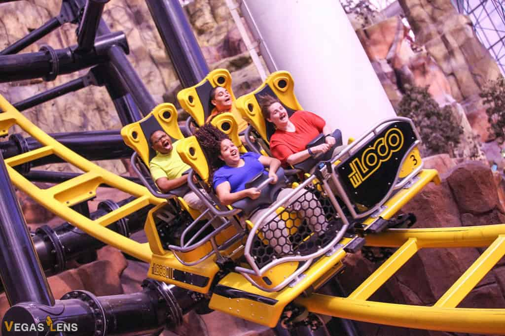 Adventuredome (Circus Circus) - Kids birthday party places in Las Vegas