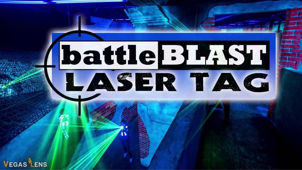 BattleBLAST Las Vegas - Kid birthday party in Las Vegas