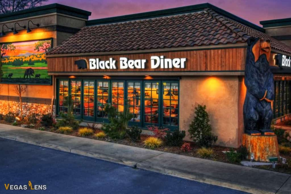 Black Bear Diner - Kid friendly restaurants in Las Vegas