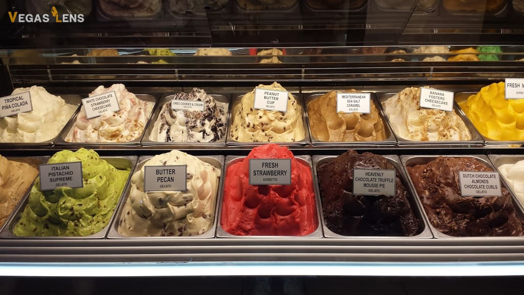 Cafe Gelato - Best family restaurants in Las Vegas