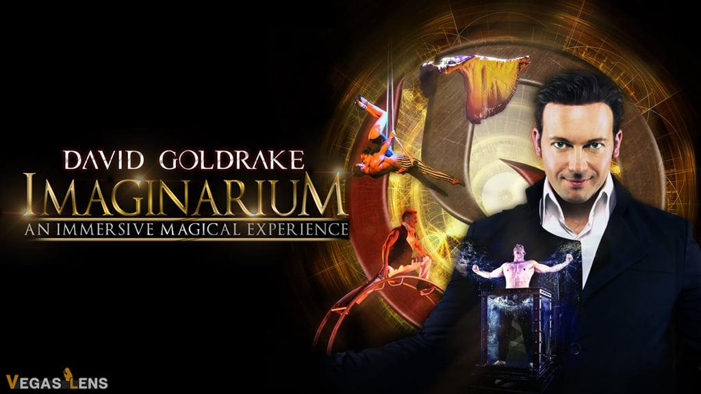 David Goldrake: Imaginarium - Family friendly shows in Las Vegas