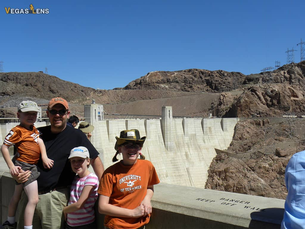Hoover Dam - Free things to do in Las Vegas with kids