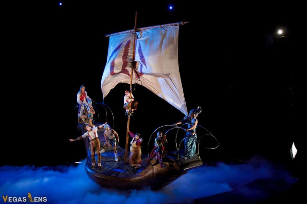 KA (Cirque du Soleil) - Las Vegas family shows