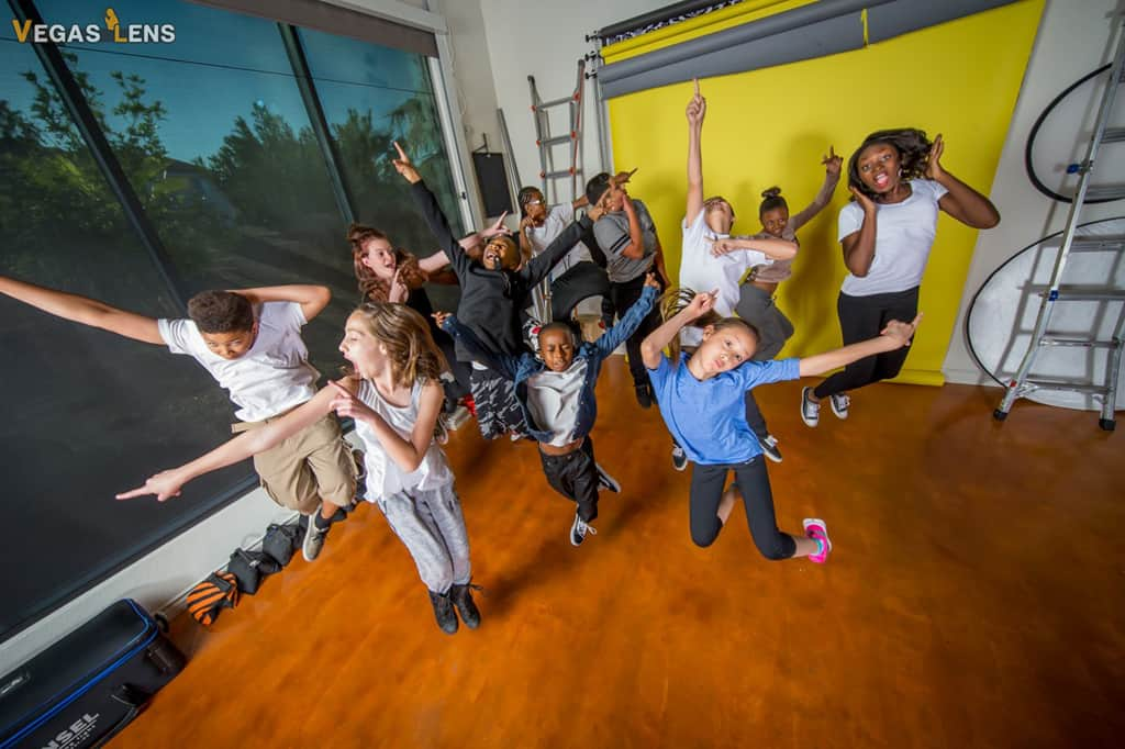 Las Vegas School of Dance and Music - Kid birthday party in Las Vegas