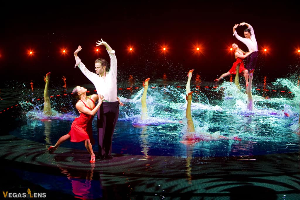 La Reve/The Dream - Family friendly shows in Las Vegas