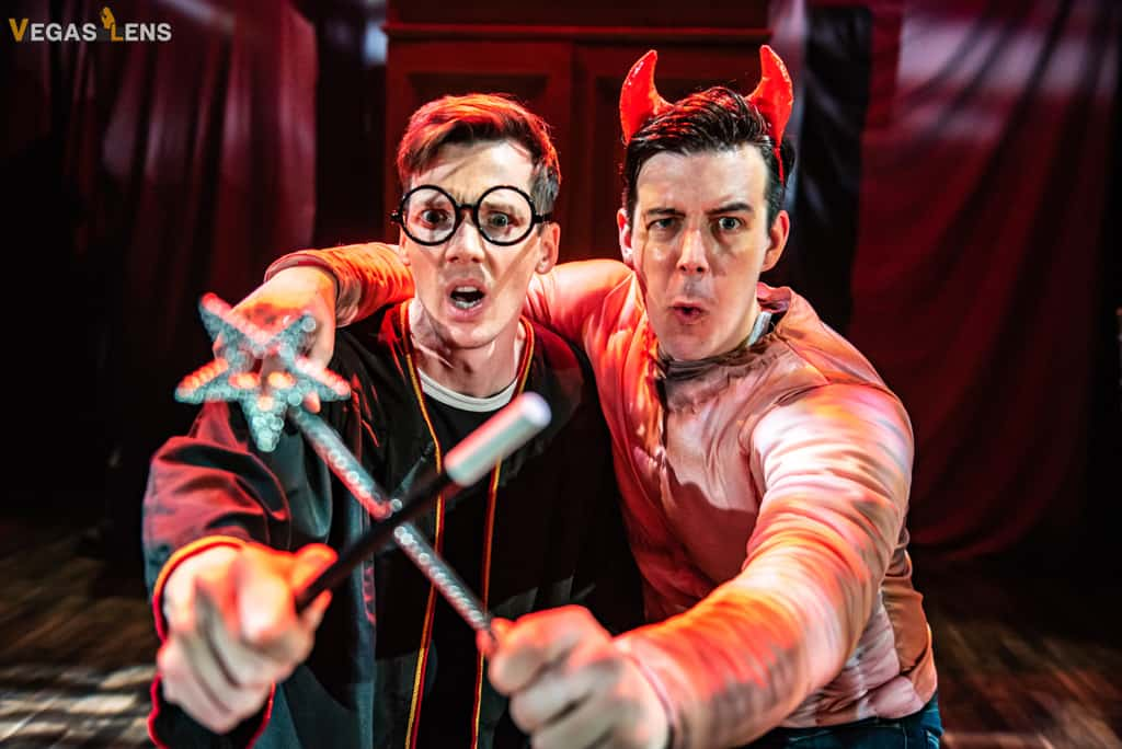 Potted Potter - Las Vegas family shows