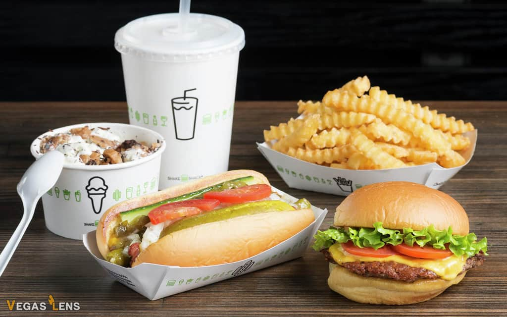 Shake Shack - Best family restaurants in Las Vegas