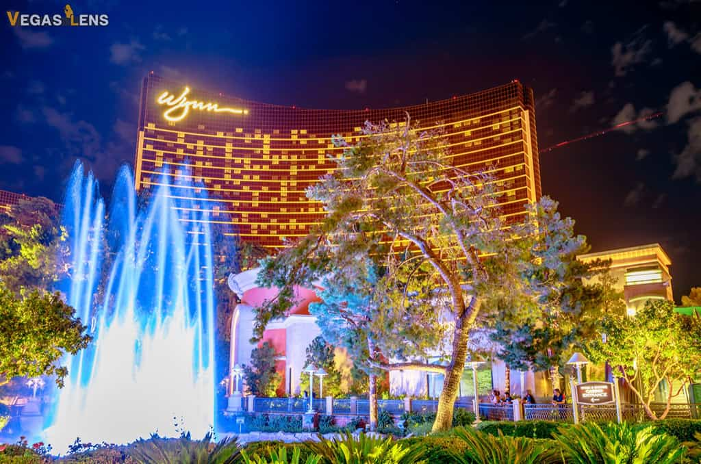 Wynn Las Vegas - Romantic Hotels In Las Vegas