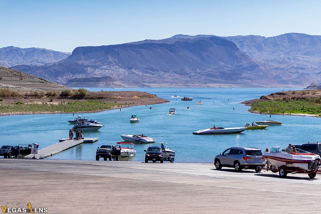 Lake Mead National Recreational Area - Best day trips from Las Vegas