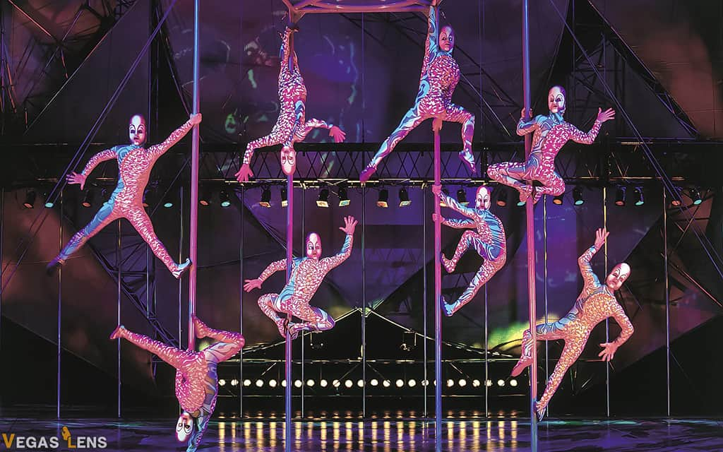 Mystere - Las Vegas daytime shows