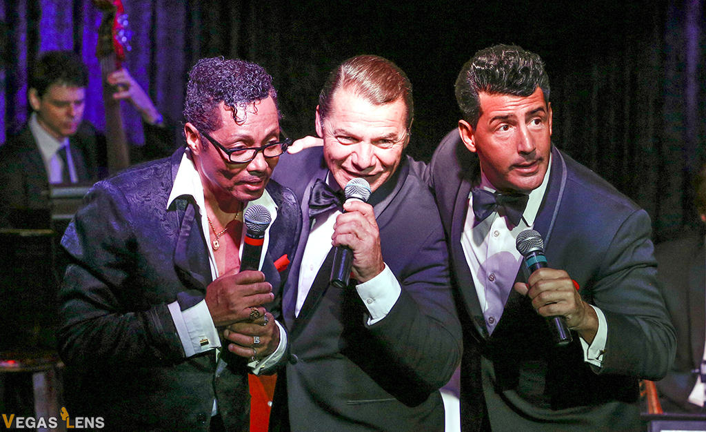 The Rat Pack is Back - Vegas afternoon shows