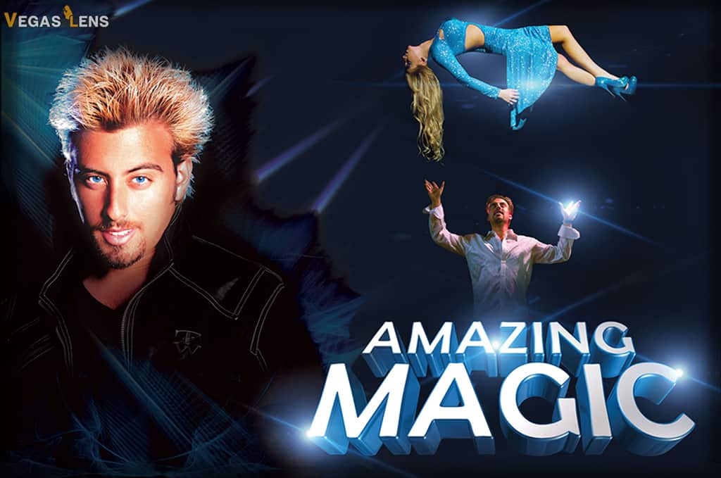 Amazing Magic - Famous magicians in Vegas