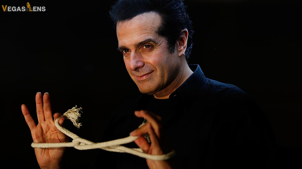 David Copperfield - Magic shows in Vegas