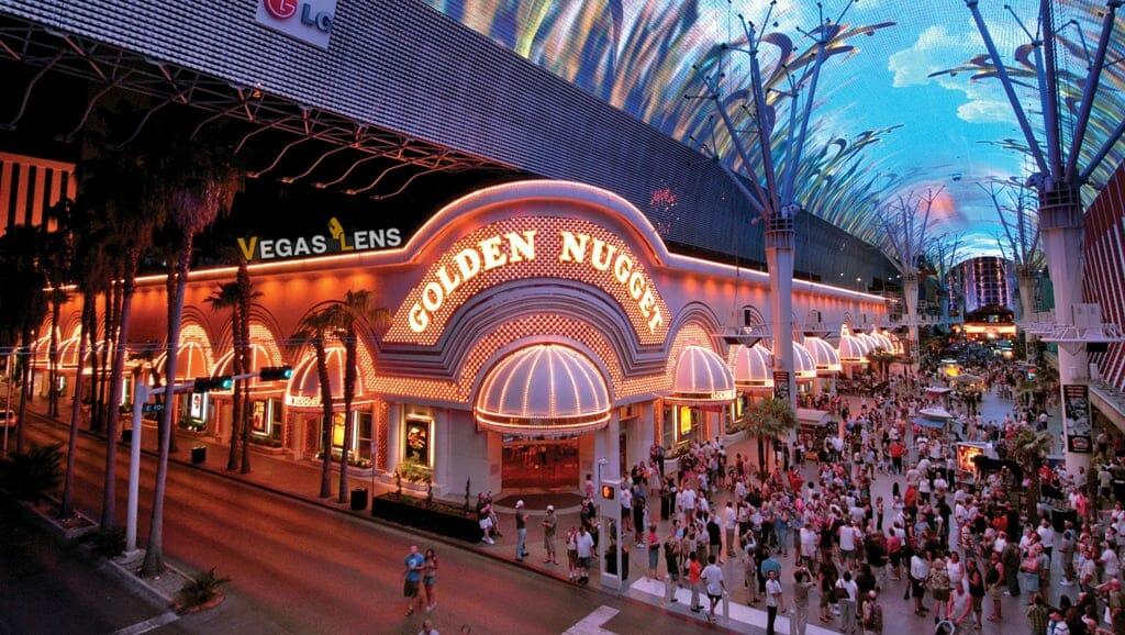 Golden Nugget Hotel - Pet friendly hotels in Vegas