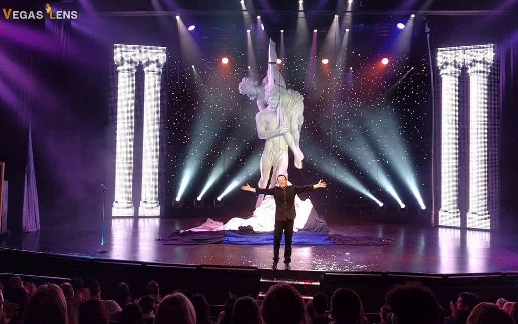 Nathan Burton - Best magic show in Vegas