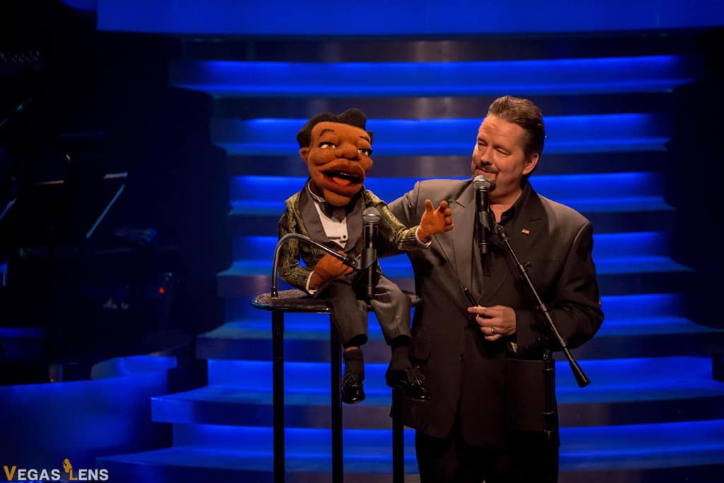 Terry Fator: The Voice of Entertainment - Vegas dinner shows