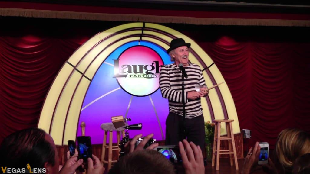 Laugh Factory - Las Vegas Comedians