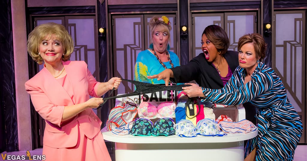 Menopause the Musical - Best comedy shows in Las Vegas