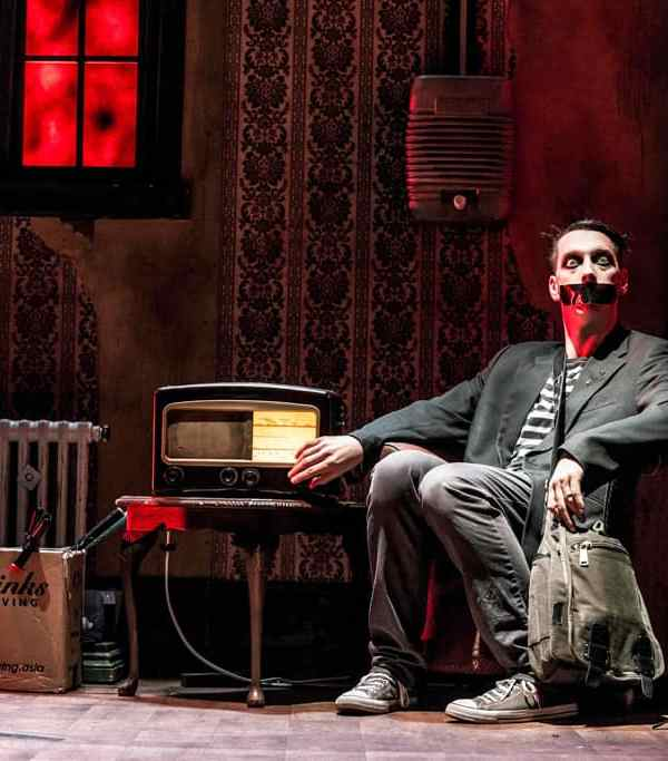 Tape Face - Comedy shows in Las Vegas