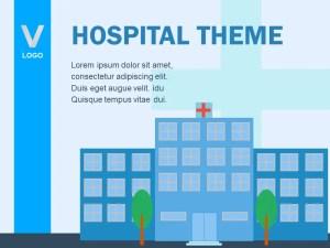 Hospital Theme PowerPoint Template