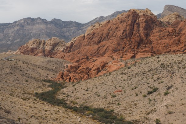 Red Rock Canyon closed in phase 2 nevada's reopening
