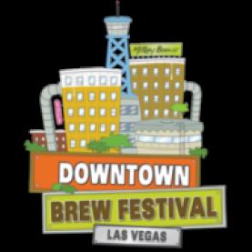 Downtown Brew Festival logo Las Vegas